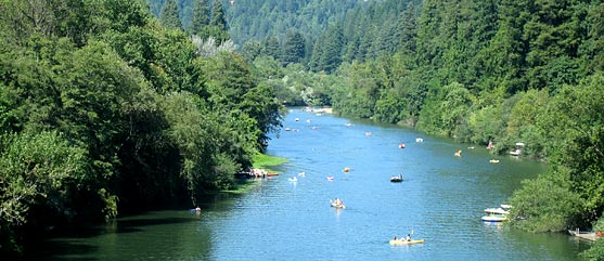 Russian River The Russian River